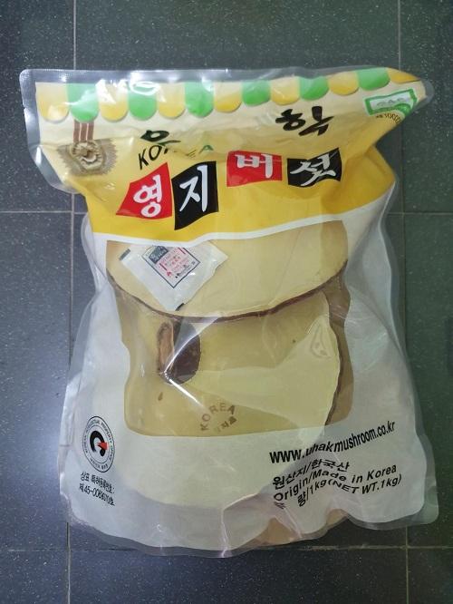 nấm linh chi uhak túi 1kg