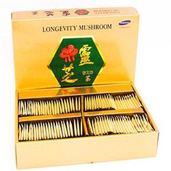 Trà linh chi đỏ Hàn Quốc giúp bạn sống vui khỏe mỗi ngày