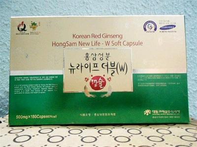 Viên uống hồng sâm Hàn Quốc cho phụ nữ trẻ đẹp khỏe mạnh