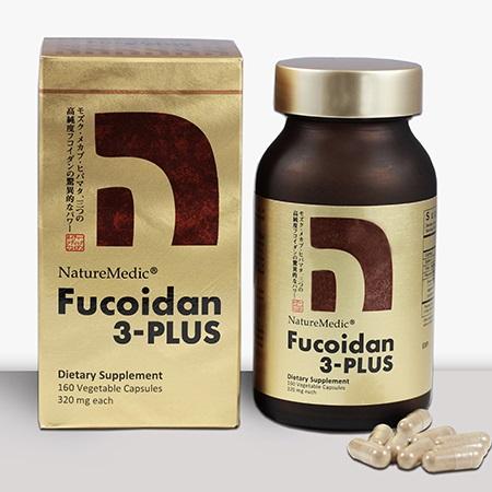 fucoidan 3 plus Nhật Bản