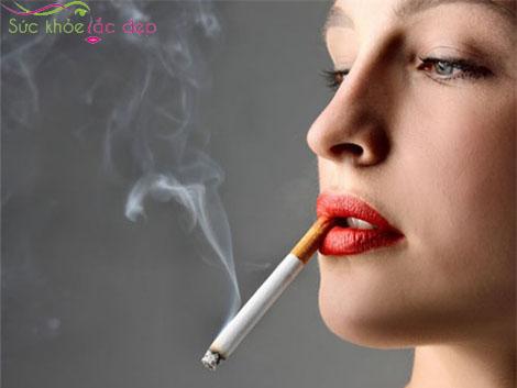 hút thuốc lá nhiều dẫn đến bệnh ung thư phổi
