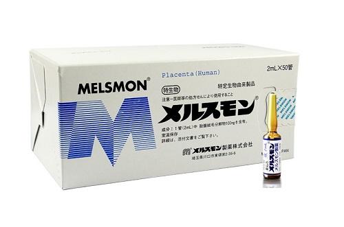 Tế bào gốc melsmon placenta human Nhật Bản