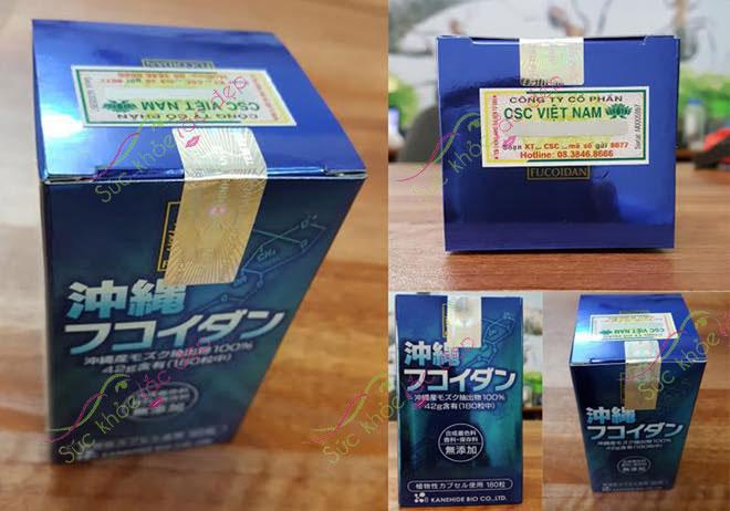 Uống viên okinawa fucoidan nhật bản thường xuyên mang đến sức khỏe dồi dào và một cơ thể cường tráng