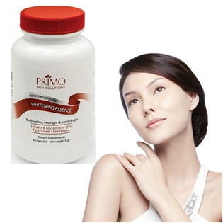 Prrimo whitening essence dùng thử
