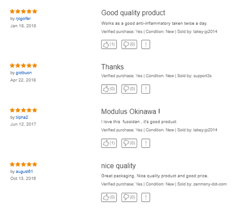 review của khách hàng