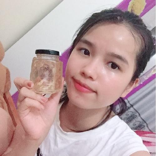 Review mặt nạ yến collagen nhụy tây tươi