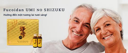 review của khách hàng về umi no shizuku fucoidan