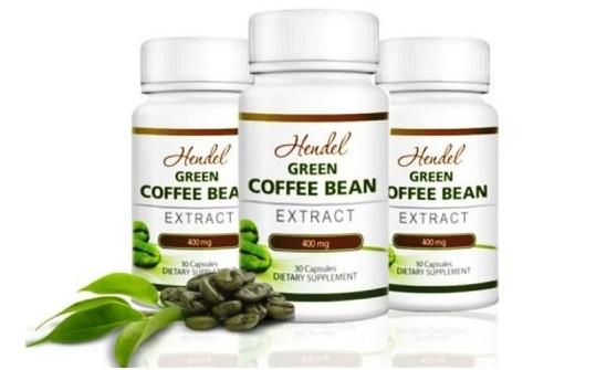 viên uống giảm cân Green Coffee Bean extract