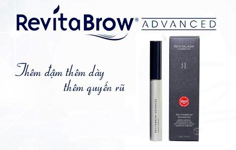 Revitabrow Advanced 3ml được nhiều chị em phụ nữ tin dùng