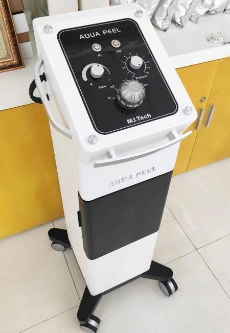 máy điều trị tẩy tế bào chết aqua peel