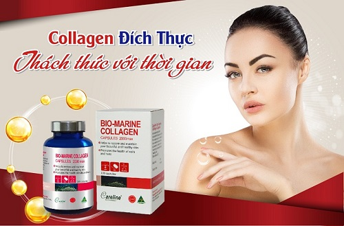 Công dụng của bio-marine collagen careline tốt cho sức khỏe.