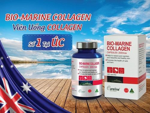 Viên uống bio-marine collagen careline là gì?