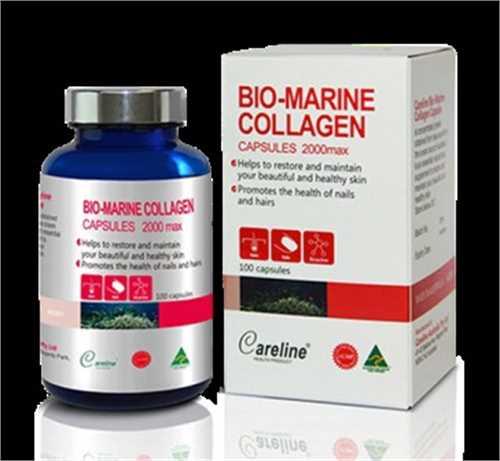 Địa chỉ mua Viên Uống Đẹp Da Bio-Marine Collagen Careline của úc.