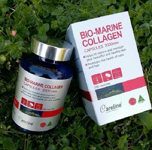 Bio marine collagen bảo vệ sức khỏe toàn diện