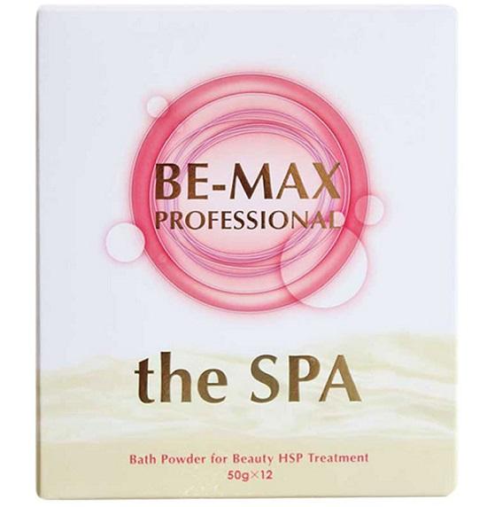 Bột Tắm Trắng Be Max Spa Bath Powder Nhật Bản