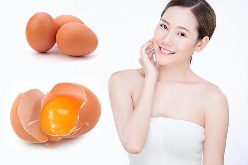 Cách làm đẹp da bằng trứng gà cấp tốc tại nhà