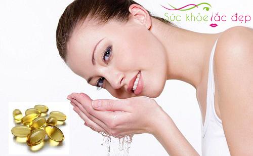 Cách sử dụng tinh dầu thông đỏ cheongsongwon dùng để rửa mặt