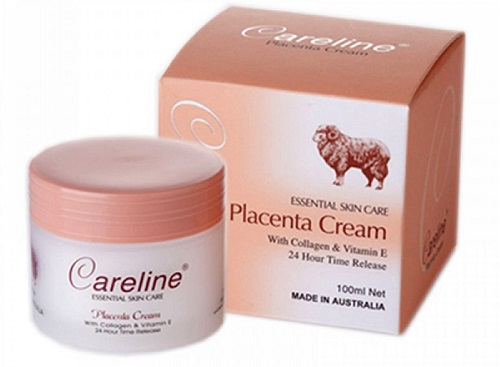 Kem nhau thai cừu Careline Placenta Cream Úc 100ml