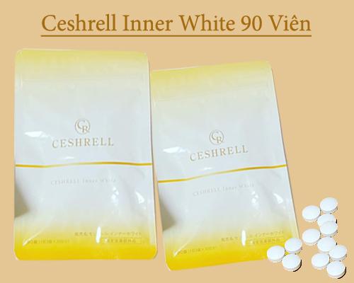 ceshrell inner white 90 viên