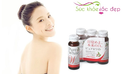 Collagen pure white dạng nước
