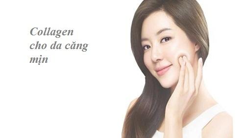 Collagen dạng gel tốt cho da