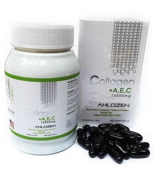 Viên collagen Ahlozen +AEC