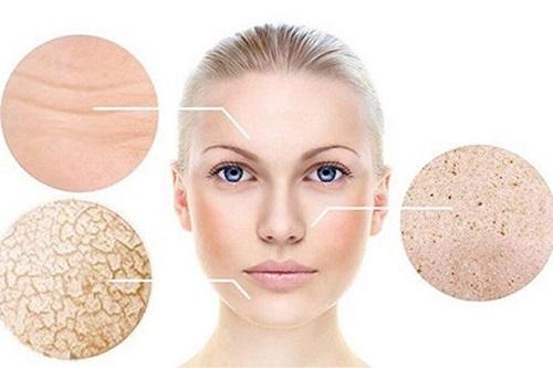 Collagen có tác dụng làm đẹp da hiệu quả