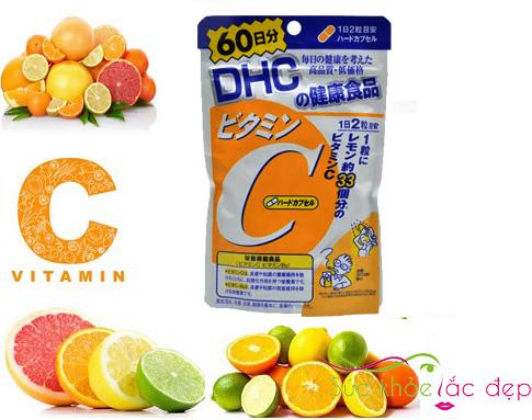 DHC vitamin c là gì?