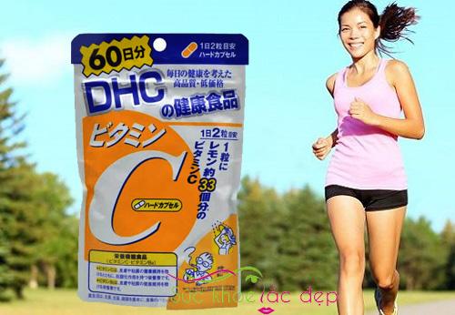 Các công dụng khác của DHC vitamin c Nhật Bản