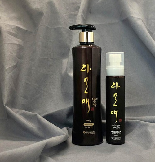 Cặp đôi dầu gội & dưỡng Damoae Therapy được chứng nhận an toàn cho người dùng