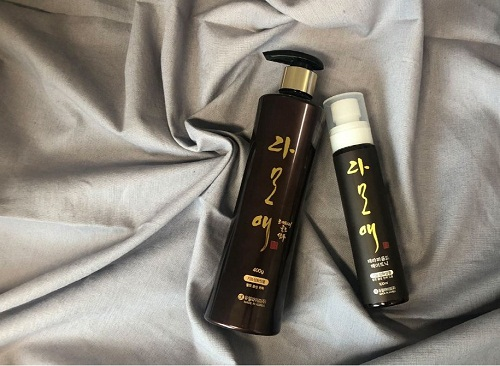 Cặp đôi dầu gội & dưỡng Damoae Therapy  đem lại cho bạn mái tóc mềm mượt