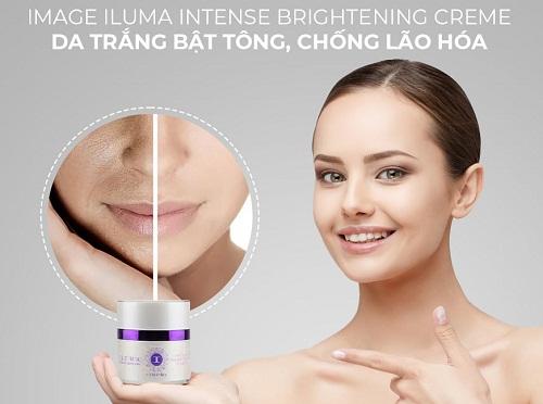 image skincare iluma intense brightening creme