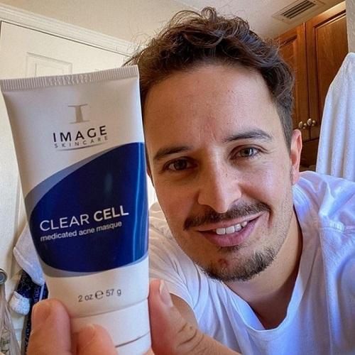 image clear cell medicated acne masque được khuyên dùng cho cả nam và nữ