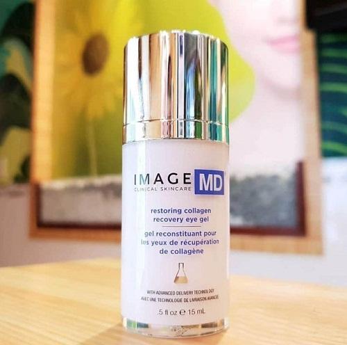 image md restoring collagen recovery eye gel - bí quyết cho đôi mắt rạng rỡ tươi trẻ