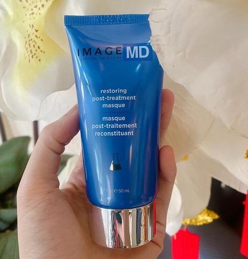 md restoring post treatment masque an toàn cho mọi loại da kể cả làn da nhạy cảm