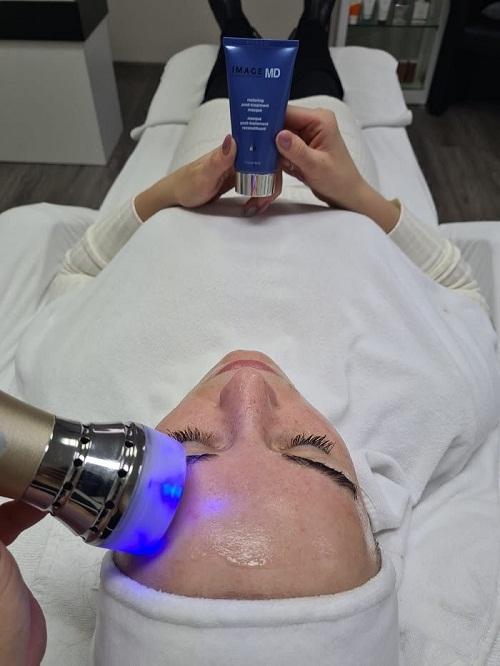 md restoring post treatment masque giúp phục hồi da sau khi điều trị laser