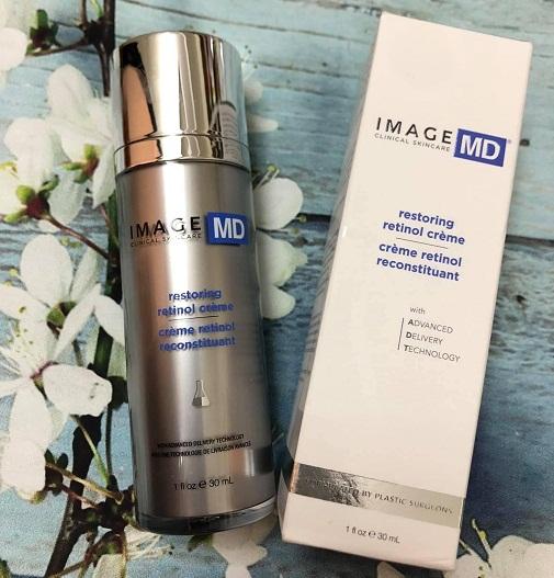 image md restoring retinol creme an toàn với mọi loại da