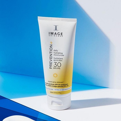 image prevention spf 30+ daily hydrating moisturizer