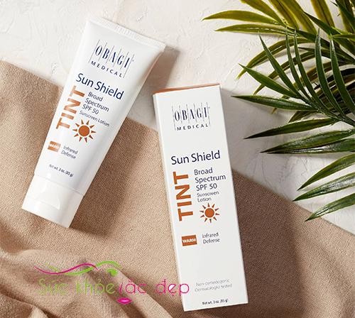 kem lót chống nắng che khuyết điểm obagi thích hợp với mọi loại da