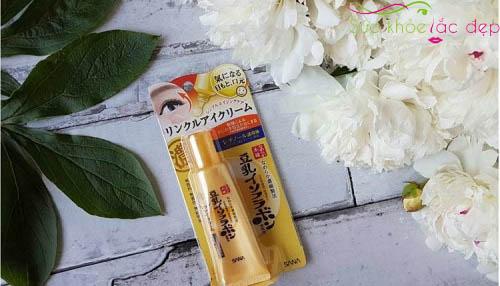 Kem trị tan bọng mắt sana 25g của Nhật Bản là gì?