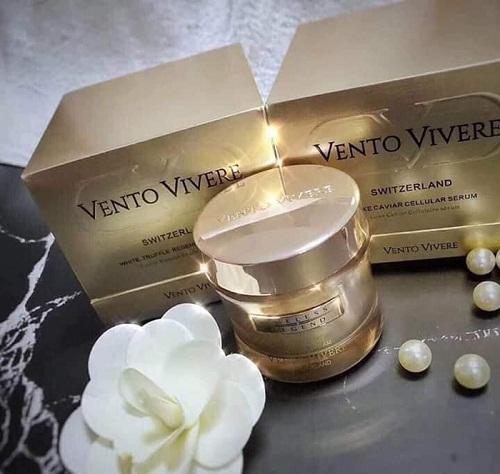 vento vivere pearl rare illuminating cellular cream được ưa chuộng nhất hiện nay