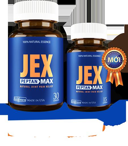 Công dụng của viên bổ khớp jex max là gì?