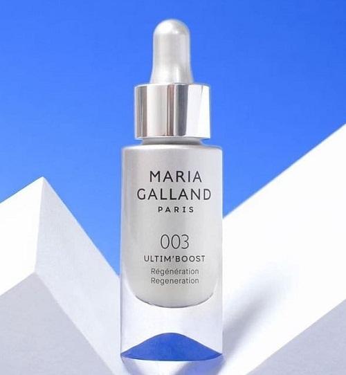 maria galland 003 ultim boost regeneration chứa dưỡng chất an toàn cho da