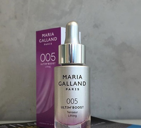 maria galland 005 ultim boost lifting bí quyết cho làn da tươi trẻ dài lâu