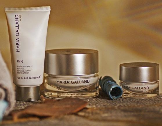 sử dụng maria galland 153 intense action firming mask kết hợp với các sản phẩm chăm sóc da khác
