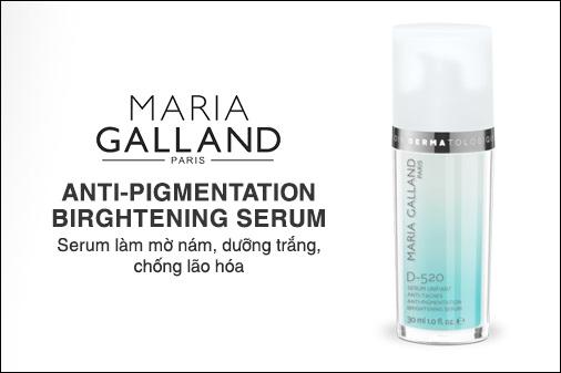 maria galland d 520 anti pigmentation birghtening serum