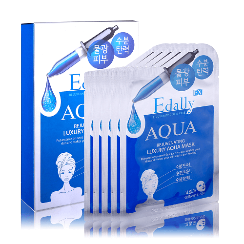 Mặt nạ hục hồi và dưỡng ẩm cho da Edally ex Rejuvenating Aqua Mask