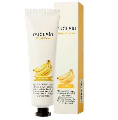Puclair Hand Cream Banana