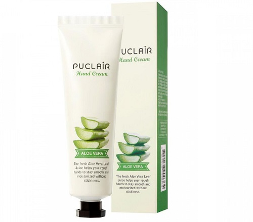 Puclair Hand Cream Aloe Vera