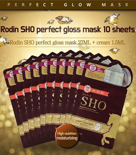 Mặt nạ Sho Rodin Perfect Glow Mask